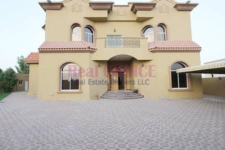 8 Bedroom Villa for Rent in Al Warqaa, Dubai - Quality Spacious | 8BR Corner Villa | Huge Plot
