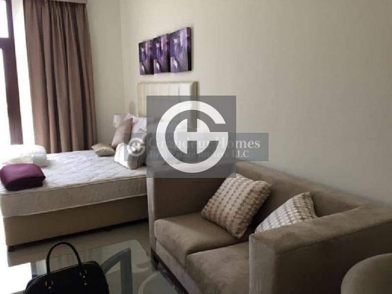 2  Fully Furnished with Balcony | 650 sq.ft.