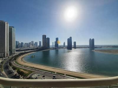 شقة 3 غرف نوم للبيع في الخان، الشارقة - Spacious 3 BHK | AL MAMZER | ASAS TOWER |SEA VIEW