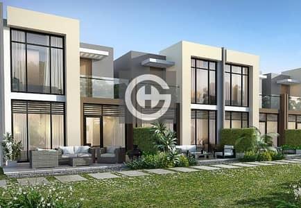 تاون هاوس 4 غرف نوم للبيع في أكويا أكسجين، دبي - Brand New 4br+M with Best Layout  in Golf Community