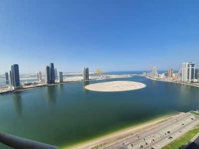 شقة 2 غرفة نوم للبيع في الخان، الشارقة - Spacious 2 BHK | AL MAMZER | ASAS TOWER |SEA VIEW