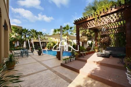فیلا 5 غرف نوم للبيع في جزيرة السعديات، أبوظبي - Vacant Executive 5 BR Villa with Pool Large Layout