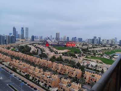 فلیٹ 3 غرف نوم للايجار في مدينة دبي الرياضية، دبي - AMAZING GOLF VIEW | CORNER UNIT  | SPACIOUS 3 BEDROOM