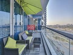 شقة في Skycourts Tower B برج سكاي كورتس B أبراج سكاي كورتسمجمع دبي ريزيدنس 2 غرف 800000 درهم - 5120408