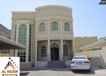 4 Bedroom Villa for Sale in Al Rawda, Ajman - For sale, a villa in a very distinctive and strategic location in the emirate of Ajman, Sheikh Ammar Street, and it is suitable for commercial use with the possibility of real estate financing and without down payment and bank facilities.