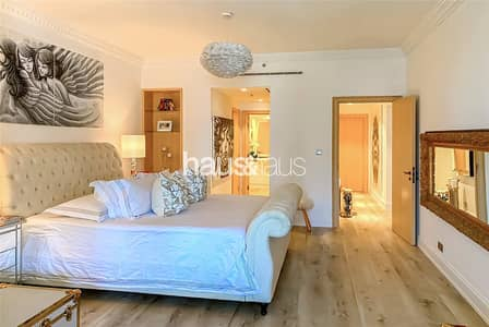 1 Bedroom Flat for Sale in Dubai Marina, Dubai - Full Marina View   Large Terrace   1 + Study