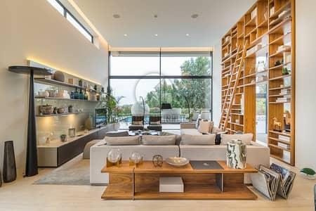 فیلا 6 غرف نوم للبيع في عقارات جميرا للجولف، دبي - Fully Furnished Brand New 6 BR Contemporary Villa For Sale