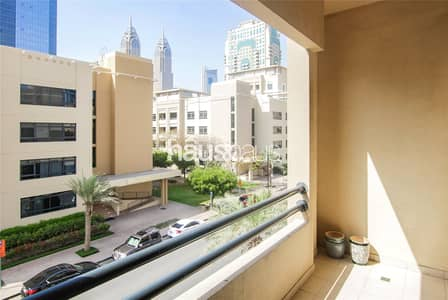 2 Bedroom Apartment for Rent in The Greens, Dubai - 2 Bedroom | Spacious | 2 Balconys | Study