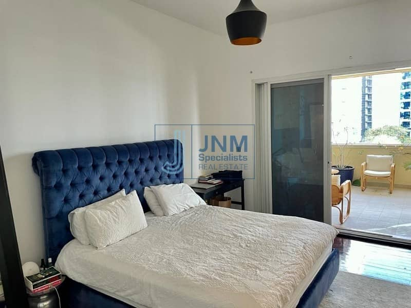RENTED | Sea View | 2 Bedrooms + Maid's Room