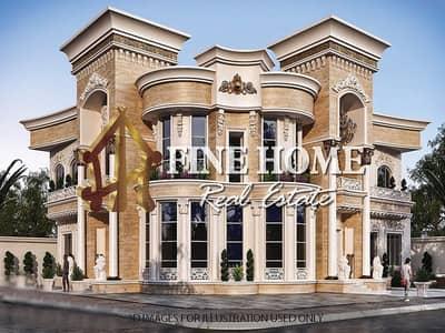 10 Bedroom Villa for Sale in Al Muroor, Abu Dhabi - For Sale Villa 23 Studio | Plot Area : 10,000 sq.ft