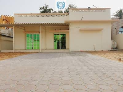 فیلا 3 غرف نوم للايجار في الحزانة، الشارقة - Beautiful 3BHK Single Story Villa /In Al Hazzana /WithOut Air Condition