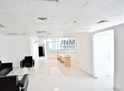 Office for Sale in Jumeirah Lake Towers (JLT), Dubai - Fitted and Partitioned | Higher Floor | VACANT