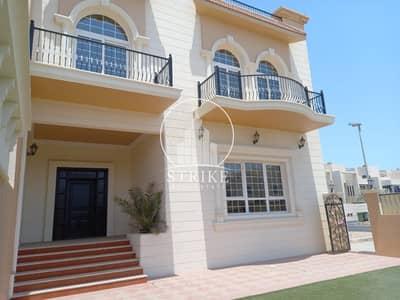 7 Bedroom Villa for Rent in Al Muroor, Abu Dhabi - Classic & Prestigious Family Home with yard
