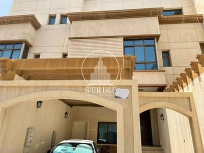 فيلا مجمع سكني 3 غرف نوم للايجار في المرور، أبوظبي - Unique And Luxurious villa in compound with the best price