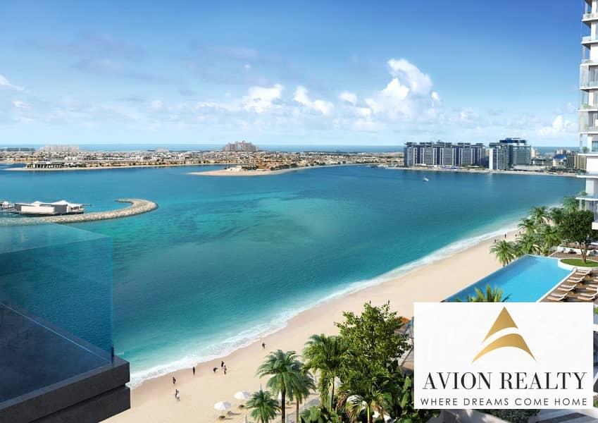 Private Beach Living  Access | Lavish 1BR | Beach front -  Dubai Marina