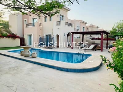 3 Bedroom Villa for Rent in Arabian Ranches, Dubai - Fabulous family villa with pool