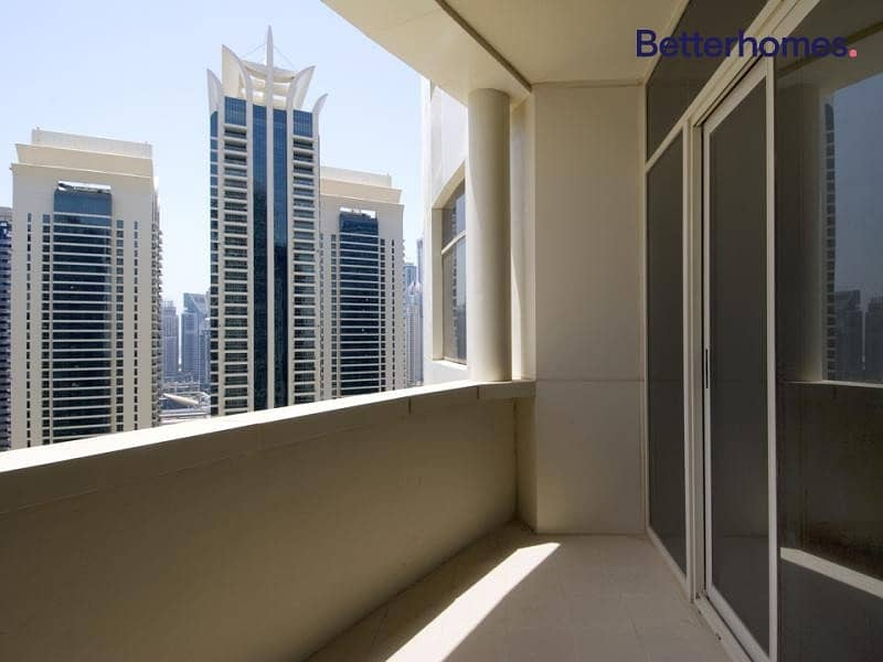 Unfurnished | Lake View | Low floor | Balcony