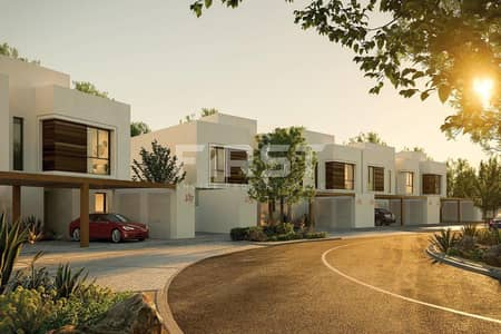 2 Bedroom Townhouse for Sale in Yas Island, Abu Dhabi - Luxury All Around|Limitless Style|Buy Now.