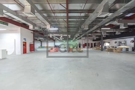 Warehouse for Sale in Dubai Production City (IMPZ), Dubai - Main Road|High Ceiling|High Power|40 Parking