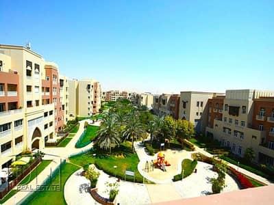 3 Bedroom Apartment for Rent in Al Furjan, Dubai - Garden View   3 Bedrooms   Well Maintained