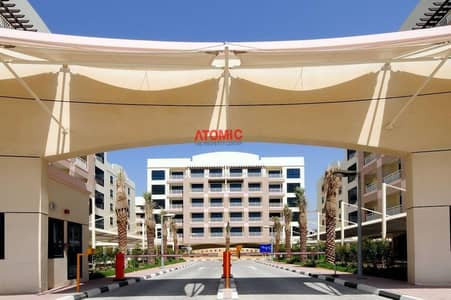 Studio for Rent in Dubai Investment Park (DIP), Dubai - AED 22,000 I Large Studio I Balcony I Dunes Village