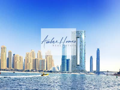 2 Bedroom Apartment for Sale in Jumeirah Beach Residence (JBR), Dubai - Full Dubai Eye & Sea View | Serviced Apt