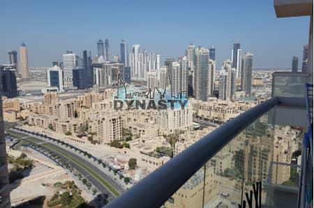 فلیٹ 1 غرفة نوم للبيع في وسط مدينة دبي، دبي - Vacant   Upgraded   Furnished   Value Asset