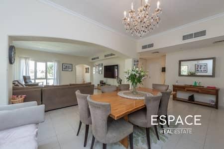 فیلا 4 غرف نوم للايجار في السهول، دبي - 4 Bed Villa - Close to Park - Meadows 9