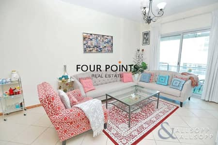 2 Bedroom Apartment for Sale in Dubai Marina, Dubai - Cozy 2BR Apartment in Marina Diamond 2