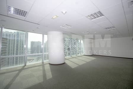 Office for Rent in Business Bay, Dubai - Large space | Class A Fitted | Ubora Tower