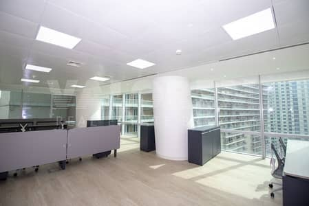 Office for Rent in Business Bay, Dubai - Furnished office | Utilities Included | Ubora Tower