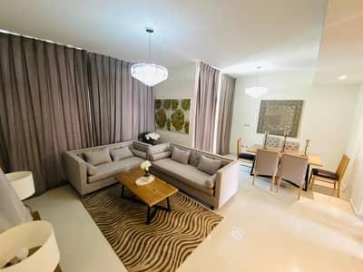 فیلا 3 غرف نوم للايجار في أكويا أكسجين، دبي - فیلا في باسيفيكا أكويا أكسجين 3 غرف 70000 درهم - 4955011