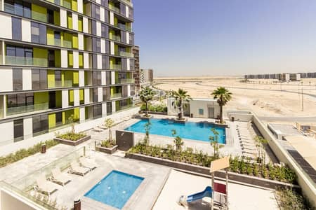 2 Bedroom Apartment for Rent in Dubai South, Dubai - SPACIOUS 2 BR /SWIMMING POOL VIEW @40K