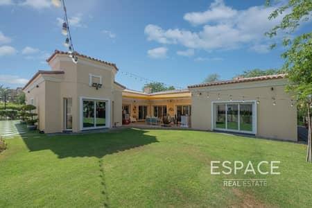 4 Bedroom Villa for Sale in Green Community, Dubai - Premium Location - Vacant on Transfer