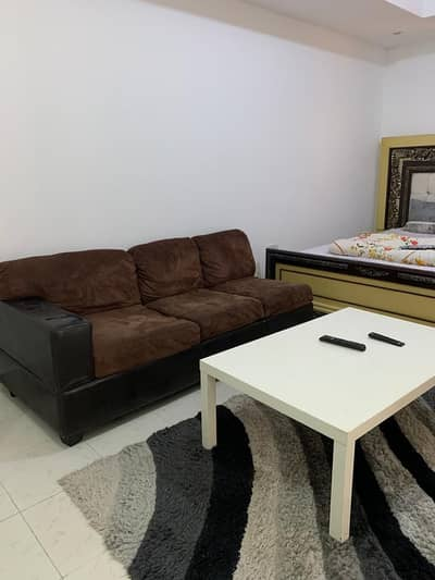 Studio for Rent in Khalifa City A, Abu Dhabi - Furnished-Studio For 2800 Monthly In KCA