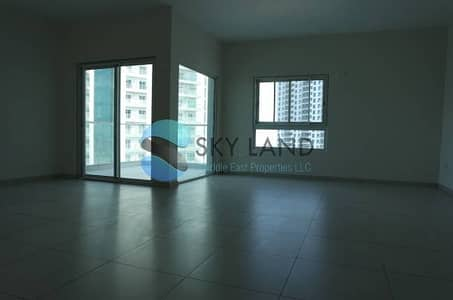 No Fees! 3br with Two Balconies and Maid. Full Sea View!