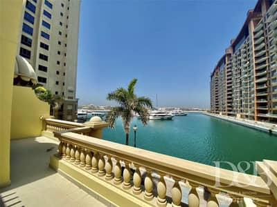 2 Bedroom Apartment for Rent in Palm Jumeirah, Dubai - Upgraded | Sea View | Vacant | Pool Access