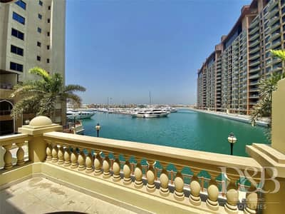 2 Bedroom Flat for Rent in Palm Jumeirah, Dubai - Sea View | Fully Upgraded | Large Garage