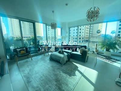 شقة 1 غرفة نوم للبيع في دبي مارينا، دبي - Largest Layout - Upgraded - Vacant on Transfer