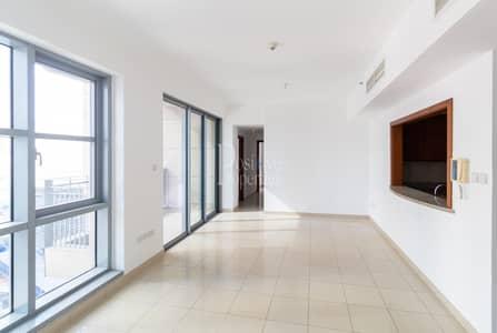 شقة 2 غرفة نوم للبيع في وسط مدينة دبي، دبي - PARTIAL BURJ & FOUNTAIN VIEW | VACANT