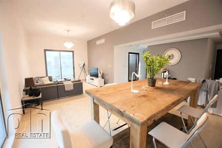 فلیٹ 2 غرفة نوم للايجار في الفرجان، دبي - Two Balconies | High Floor | 6 Cheques|