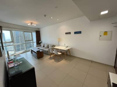 1 Bedroom Apartment for Rent in Jumeirah Lake Towers (JLT), Dubai - Fully furnished Luxury 1 bed room next to metro