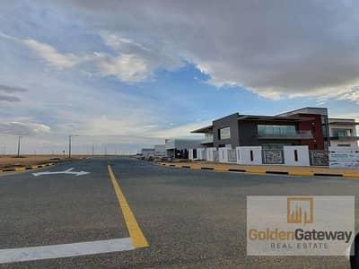 ارض سكنية  للبيع في مدينة تلال، الشارقة - O Service Charge I O Commission I  Residential Plot G+1 I 10% R. O. I.