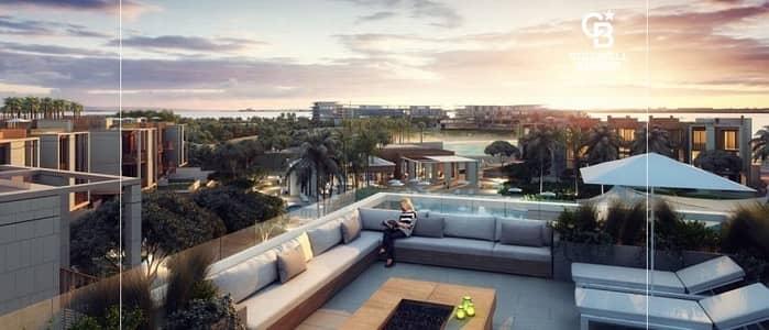 4 Bedroom Villa for Sale in Jumeirah, Dubai - Sea View Villa Amalfi  | Close to Handover