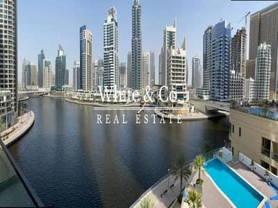 1 Bedroom Apartment for Rent in Dubai Marina, Dubai - Amazing Full Marina view | Fabulous 1 bedroom