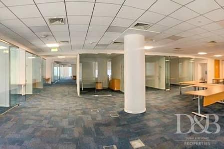 مکتب  للايجار في وسط مدينة دبي، دبي - Prime Location   Fully Fitted Full Floor Office
