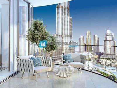 2 Bedroom Apartment for Sale in Downtown Dubai, Dubai - Genuine Listing | Full Burj View | Corner Unit
