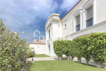فیلا 6 غرف نوم للبيع في جرين كوميونيتي، دبي - To See This Park Front Luxury Villa