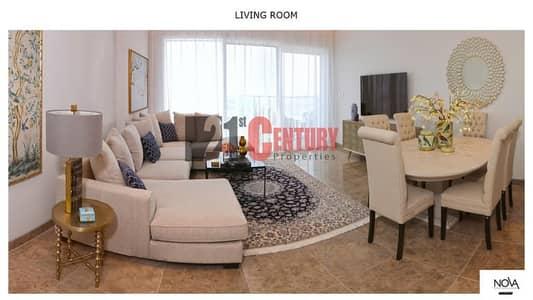 شقة 2 غرفة نوم للايجار في جميرا بيتش ريزيدنس، دبي - LUXURY FINISHING 3 BR + M IN 1/JBR