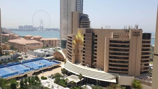 1 Bedroom Flat for Rent in Dubai Marina, Dubai - Fully Furnished | Marina & Sea View | Spacious Apt
